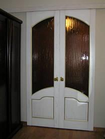 Двері з клена розпашні Київ