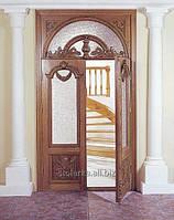 Производство деревянных дверей в Украине