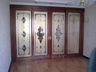 Ексклюзивні двері дерев'яні , двері від компанії Стиль