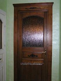 Міжкімнатні дерев'яні двері високої якості