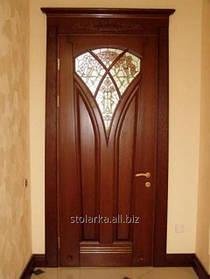 Міжкімнатні двері з дерева недорого