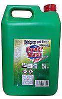 Гель для очистки  унитазов Power Wash WC Professional-- 5 л.