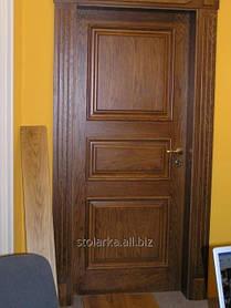 Нові дерев'яні двері міжкімнатні