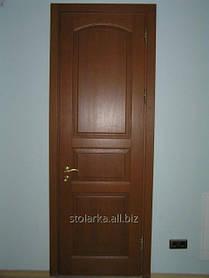 Міжкімнатні двері під замовлення, двері власного виробництва