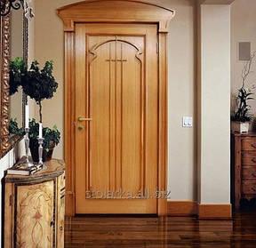 Прочные входные двери из натурального дерева, Украина