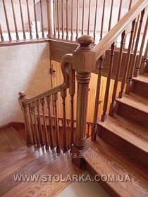 Лестницы элитные от компании Стиль