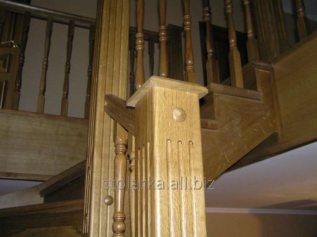 Качественные лестницы деревянные