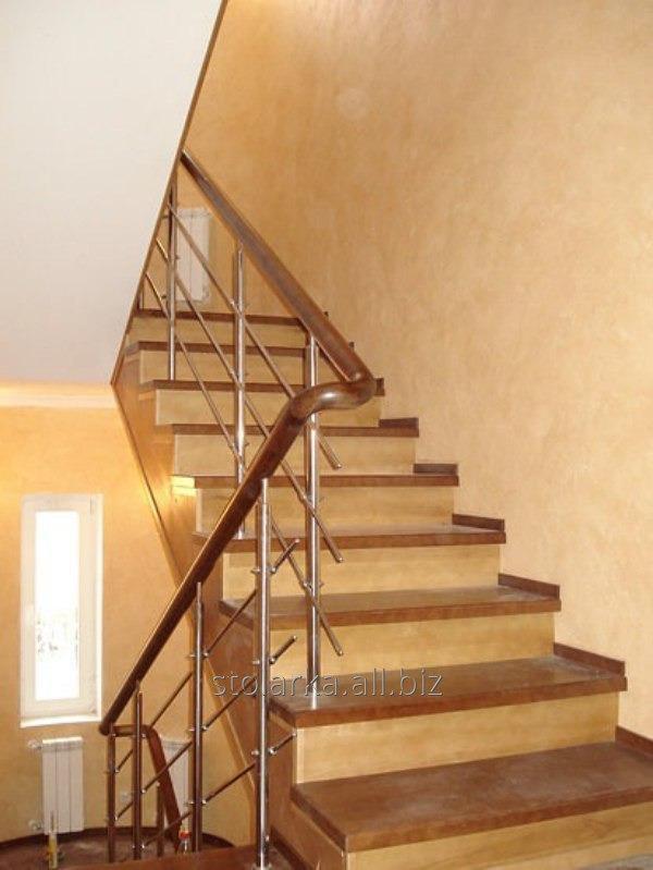 Лестницы для дома и дачи, производство лестниц в Украине