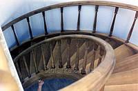 Стильные лестницы в дом, лестницы винтовые на заказ