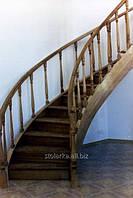 Деревянные лестницы разной конструкции