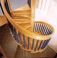 Лестницы радиальные