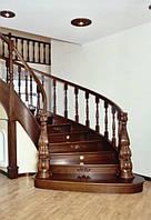 Лестницы деревянные от производителя