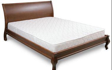 Кровати из массива дуба полуторные