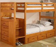 Кровати-трансформеры из натурального дерева