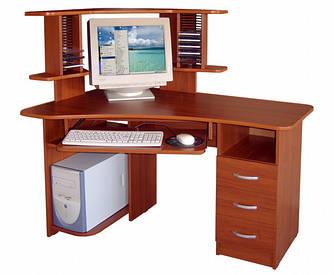 Виготовлення комп'ютерних столів з натурального дерева