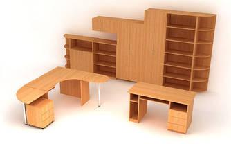 Меблі для офісу по індивідуальних замовленнях