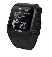Трекер активности Polar V800 HR Black New