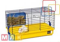 Aquael Клетка для средних грызунов MINI BANNY, 58,5x30x31,5 см.