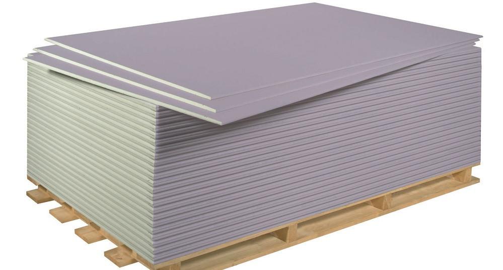 Гипсокартон стеновой Кнауф 3000х1200х12,5 мм (Украина) - BEST-OPT в Днепре