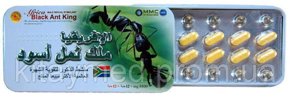 """Африканский царь чёрных муравьёв Africa Black Ant King препарат для потенции  - Интернет-магазин """"КитайМед"""" в Запорожье"""