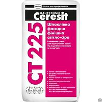 Шпаклевка фасадная финишная Церезит СТ 225 (белая)  25 кг