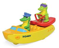 Крокодил на водных лыжах (Уценка)