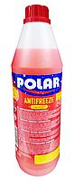 Антифриз POLAR Premium Longlife  концентрат красный, 1л