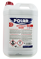 Антифриз POLAR Standard концентрат зеленый, 5л