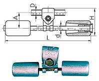 Гаситель вибрации ГПГ-2,4-13-500/23