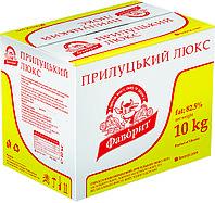 Спред «Прилуцький Люкс» 82,5%, 72,5%, 62%,  5, 10, 25 кг