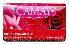 Туалетное мыло Camay French Romantique Утонченный аромат роз - 85 г.