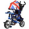 Детский трехколесный велосипед Turbotrike AM3125-1H