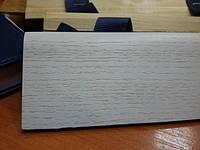 Шпонированный плинтус kluchuk, коллекция рустик, 60х19х2200 мм