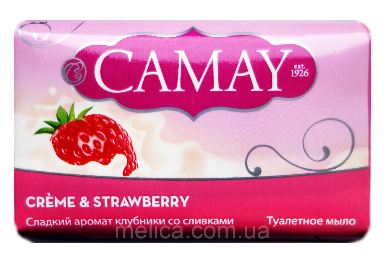 camay soap failure