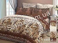 Постельная ткань,постельная ткань Бязь,ткань для постельного белья,  Бязь 3D набивная Притяжение компаньон