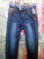 """Детские джинсы на мальчика """"5"""" 134,140р."""
