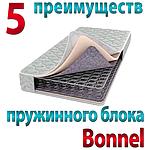 Пружинный блок Боннель: преимущества