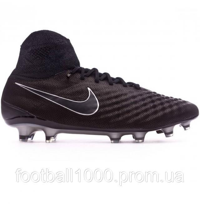 37e6b40c Футбольные бутсы Nike Magista Obra II Tech Craft 2.0 FG 852504-001, цена 6  800 грн., купить в Киеве — Prom.ua (ID#470559761)