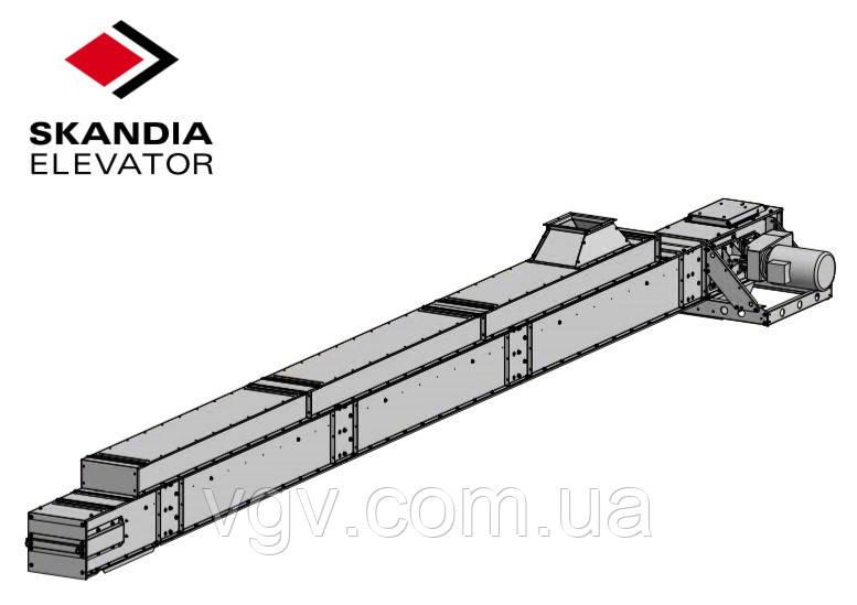 Ланцюгової скребковий конвеєр KTIF/FR