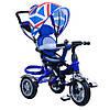 Детский трехколесный велосипед Turbotrike BM3114-1A