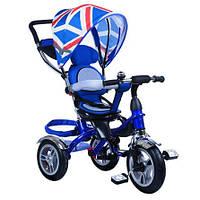 Детский трехколесный велосипед Turbotrike BM3114-1A, фото 1