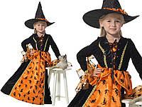 Платье фея -ведьмочка