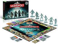 Assassin's Creed Monopoly Brettspiel. Немецкая или Английская версии