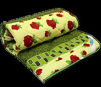 Силиконовое одеяло двойное (поликоттон) Двуспальное