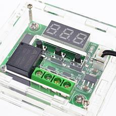 Акриловый корпус для терморегулятора W1209, фото 2