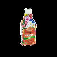 Минеральное удобрение с микроэлементами, фитогормонами, витаминами для цветущих растений РОСТ-МАСТЕР