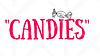 """Магазин сладостей """"Candies"""""""