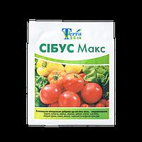 """Комплексное минеральное удобрение с микроэлементами для овощей, ягод и цитрусовых Сибус Макс """"Terra Vita"""", 20г"""