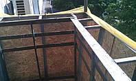 Сварка балкона Запорожье