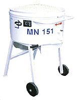 Растворосмеситель принудительного действия MN 151 Strojstav CM